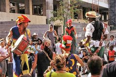 street Theater Havanna Dia-21-col +7Fotos