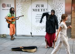street Theater Traum Lage