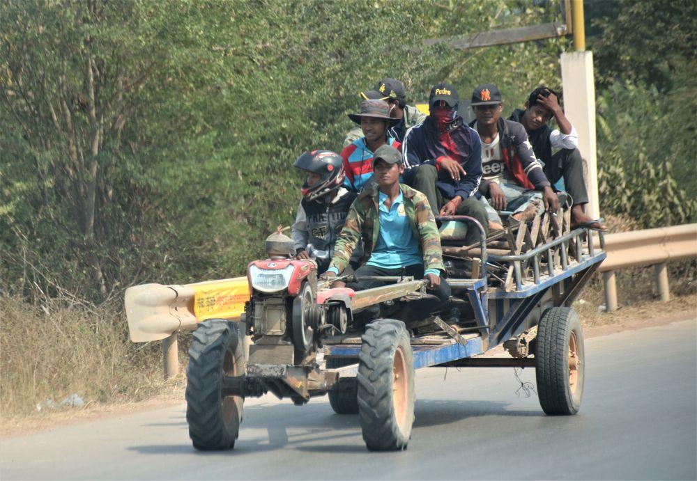 street Trecker Cambodia Ca-20-25-col +9Fotos
