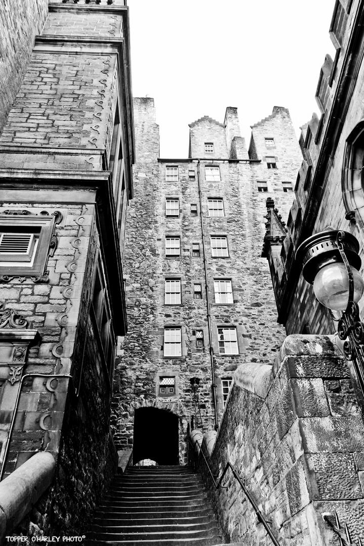Street view - Edinburgh