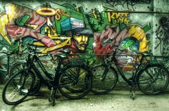 Streetart-Fahrradtour
