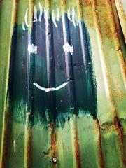 streetart Gesicht Wand P20-20-colfix