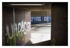 Streetart in GE