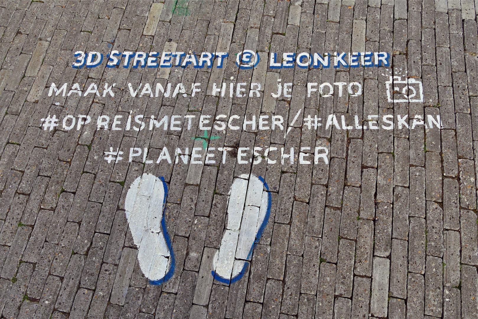 STREETART LEONKEER