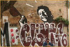streetart Lissabon L-338col +3Fotos
