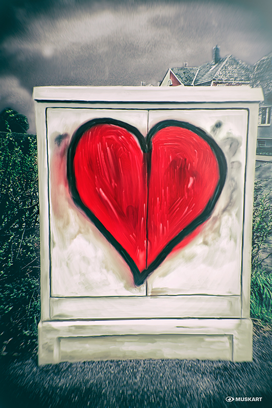 StreetArt : Love