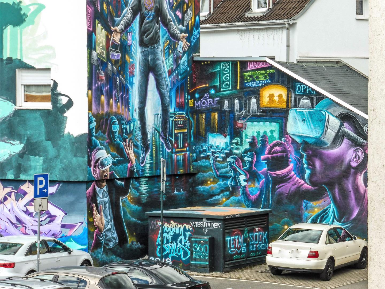 streetart MORE MZ lum-19-30col + 5Fotos