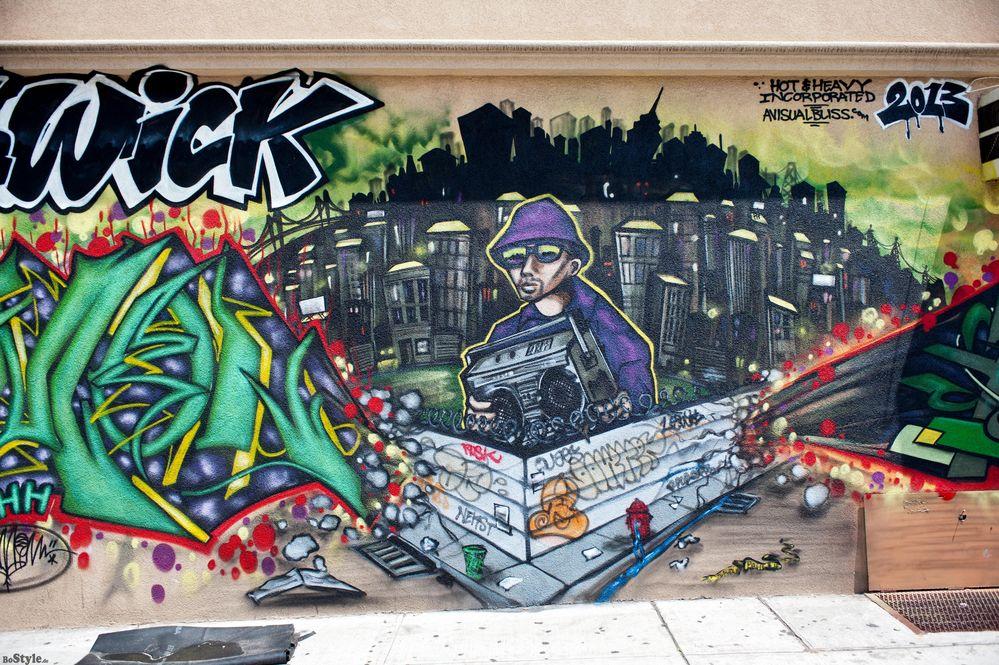 Streetart NYC 2013   4