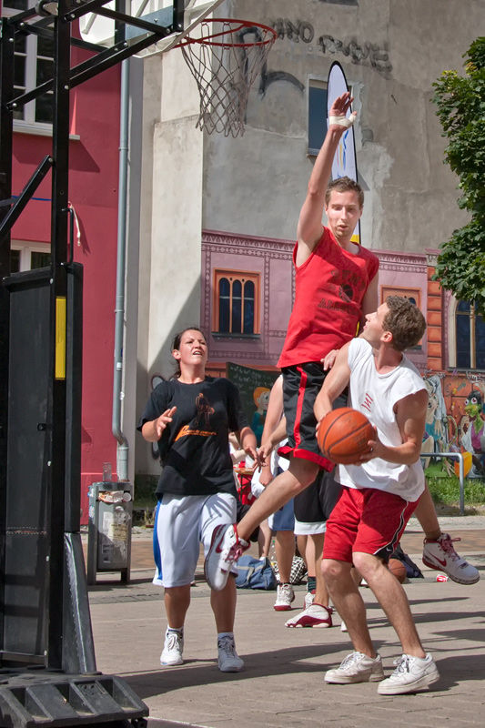 Streetbasketball