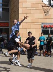 Streetbasketball-Championship