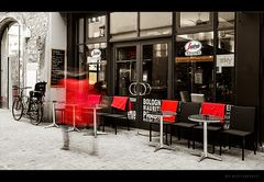 Street*Café Rouge...