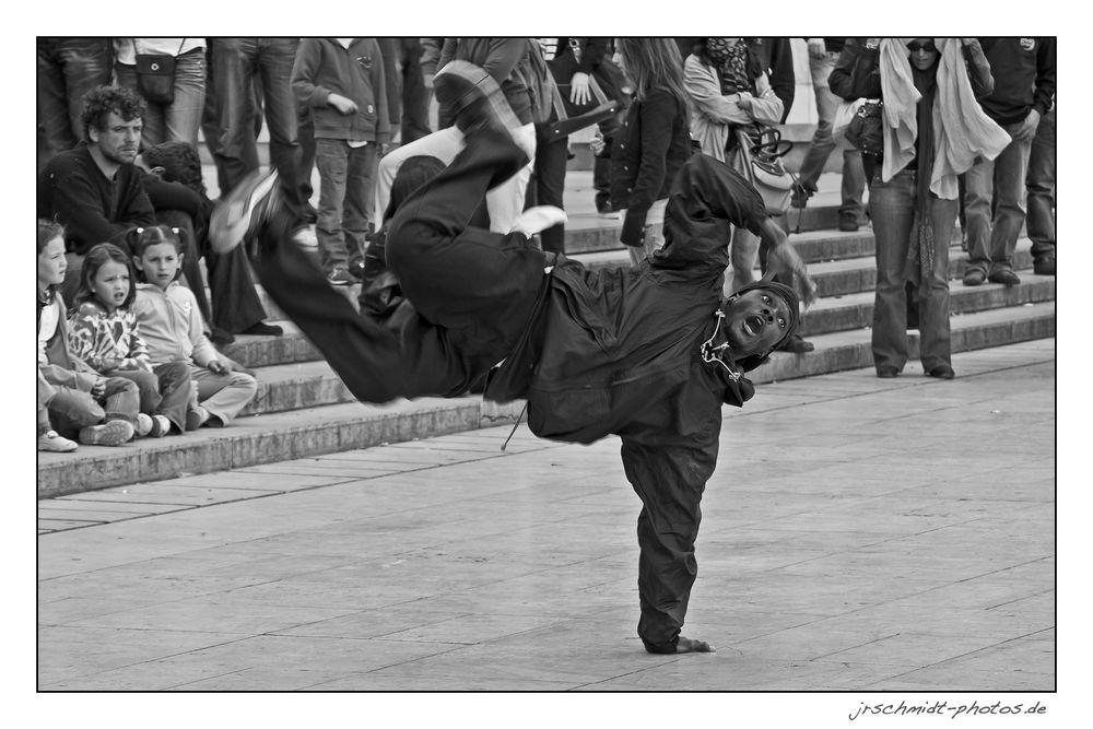 Streetdance...