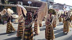 """ Streetdancing of the Teachers 5 "" , Kalibo - 15. Januar 2015"