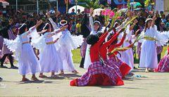 """ Streetdancing of the Teachers 8 "" , Kalibo - 15. Januar 2015"