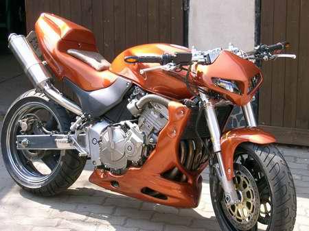 Streetfighter Honda Hornet