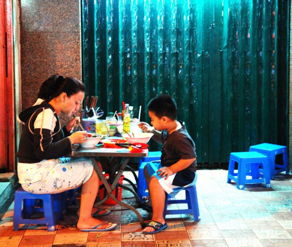 Streetfood Saigon
