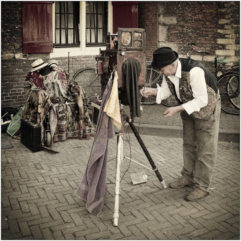 Streetfotograf