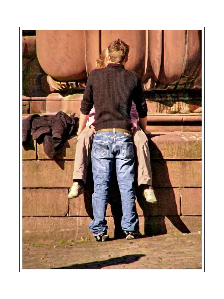 Streetlife 07 (fountain of youth)