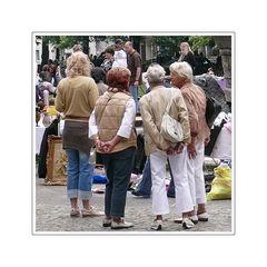 Streetlife 14 (Frauenrunde)  Trodelmarkt Ostersbaum
