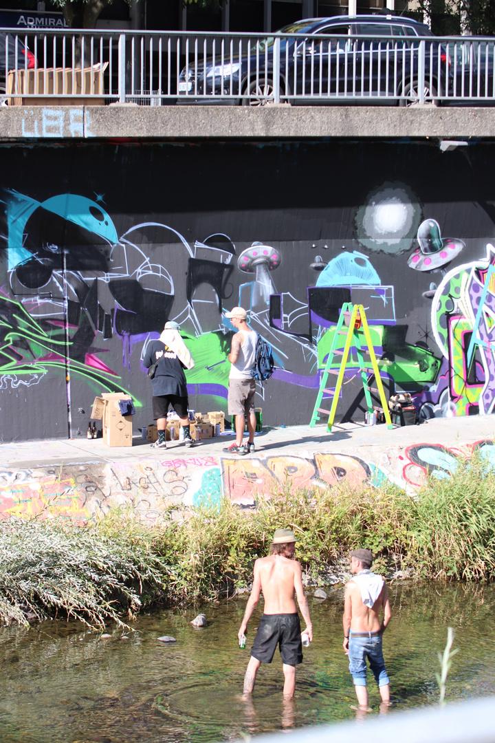 StreetLife / Art / Dialog