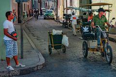 Streetlife in Camagüey