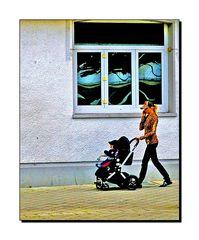 Streetlife in Düsseldorf
