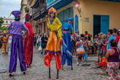 Streetlife in La Habana Vieja