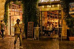 Streetlife in Rom
