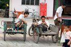 Streetlife in Suzhou, China