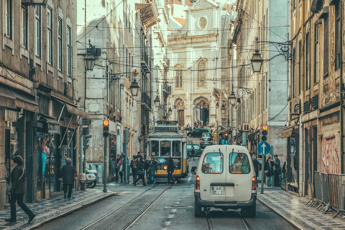 Streetlife Lisbon