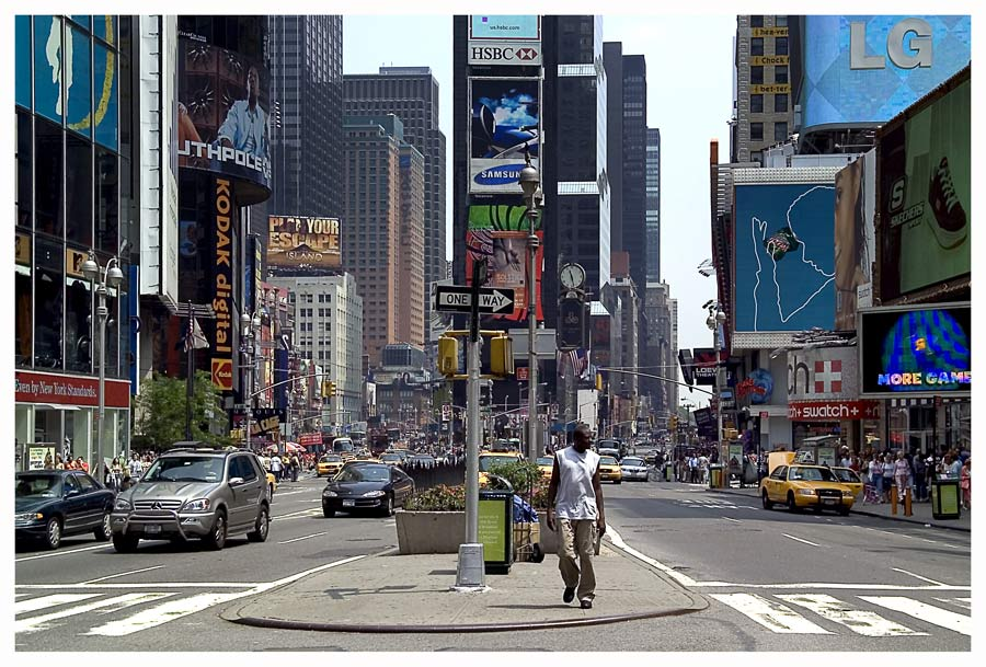 Streetlife New York...