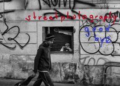 Streetphotography good bye - Die Folgen einer Gesetzesänderung (s.u.)
