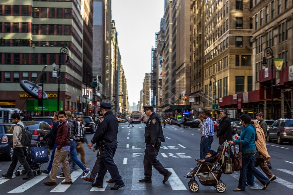 -- Streetrunning NYC --
