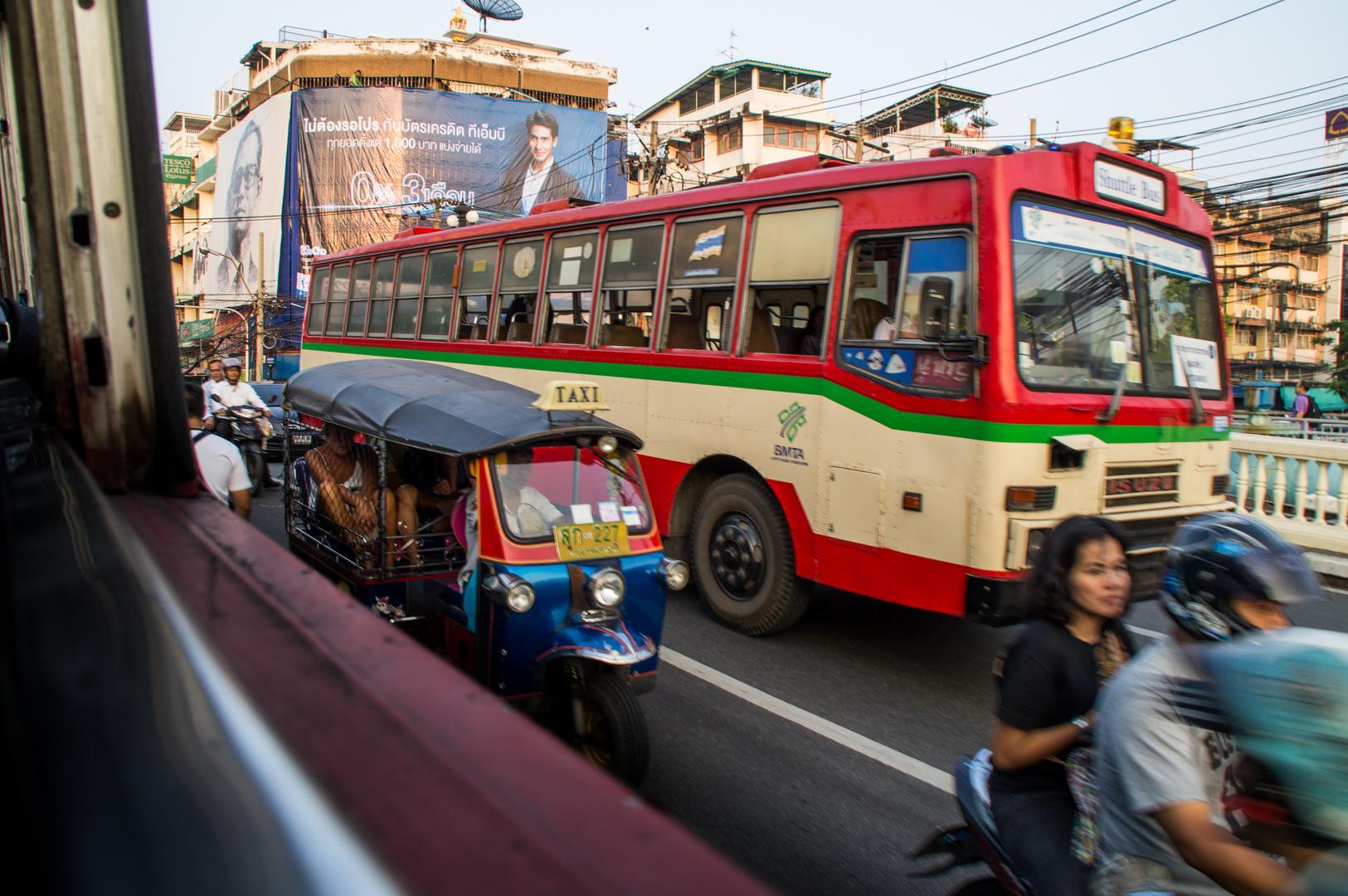Streets of Bangkok 1