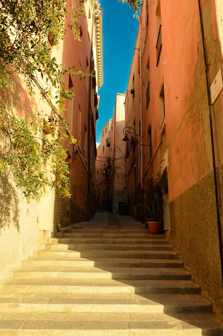 Streets of Cagliari