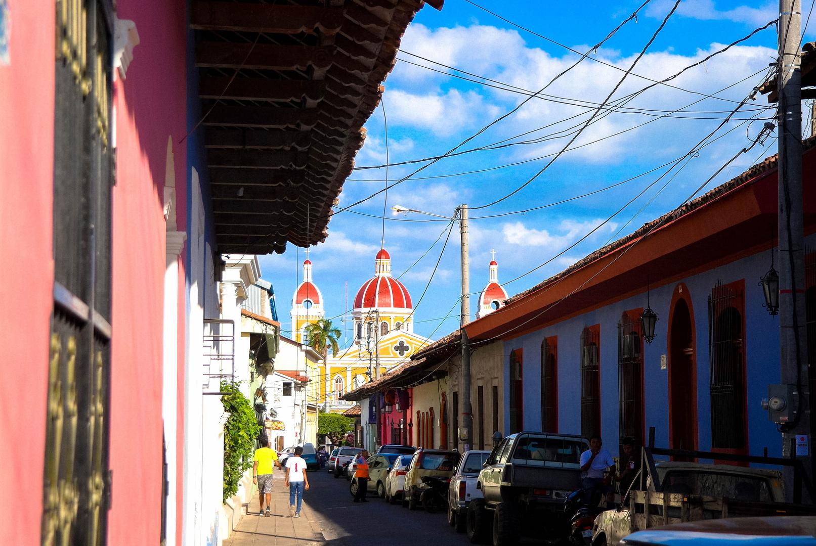 Streets of Granada.