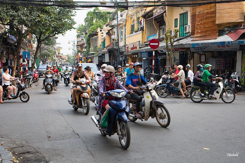 Streets of Hanoi III