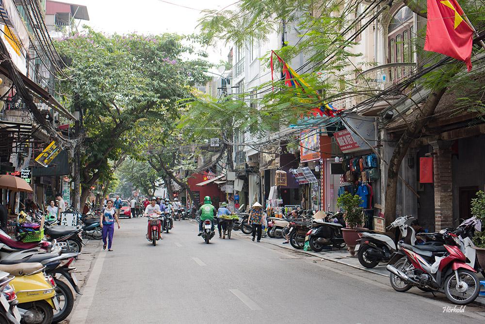 Streets of Hanoi IV