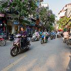 Streets of Hanoi - Vietnam
