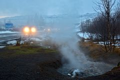 streets of Iceland