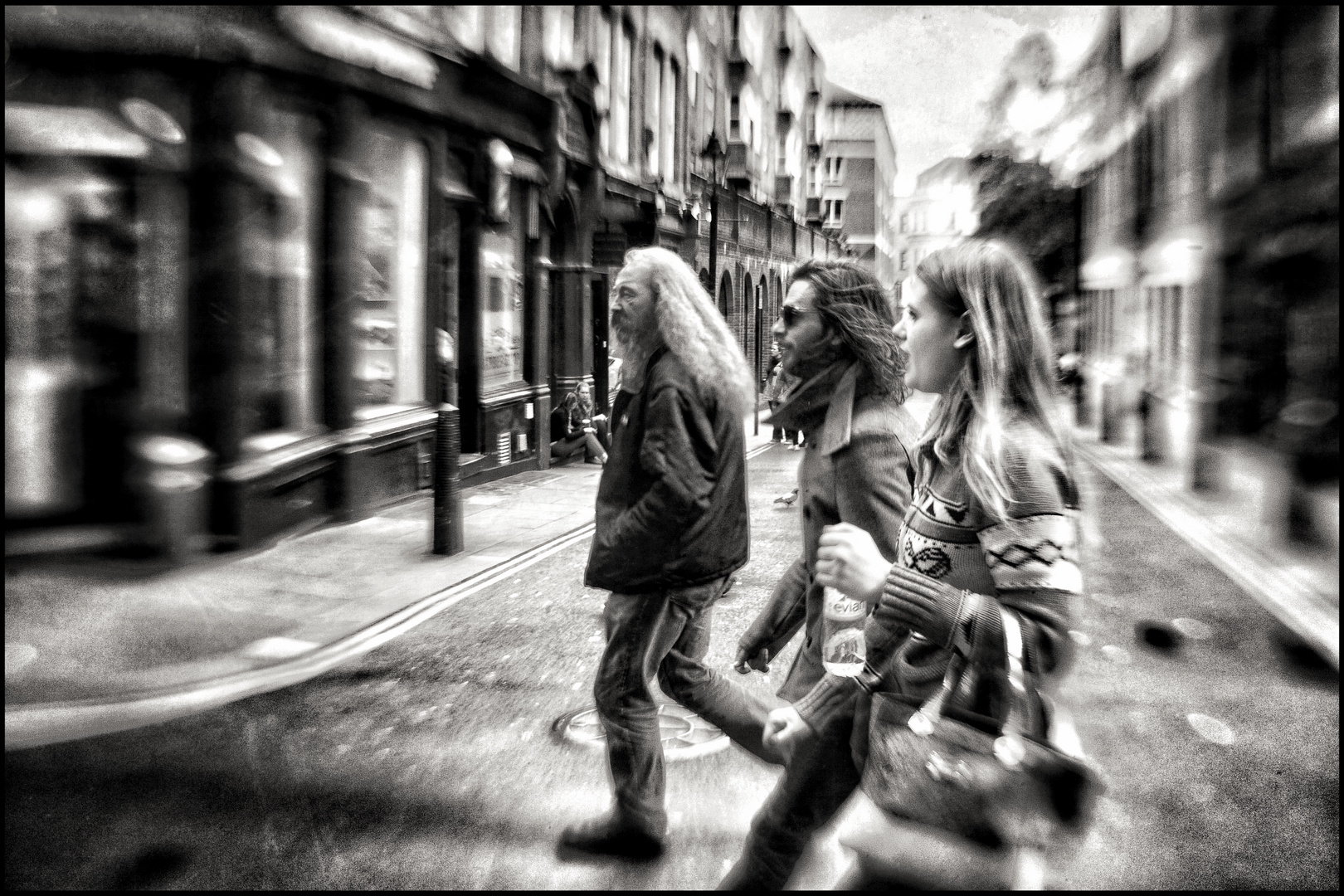 +++STREETS OF LONDON+++