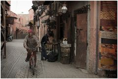 Streets of Marrakech I