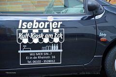 Streets of Neu-Isenburg: Reklame