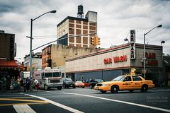Streets of New York / Car Wash