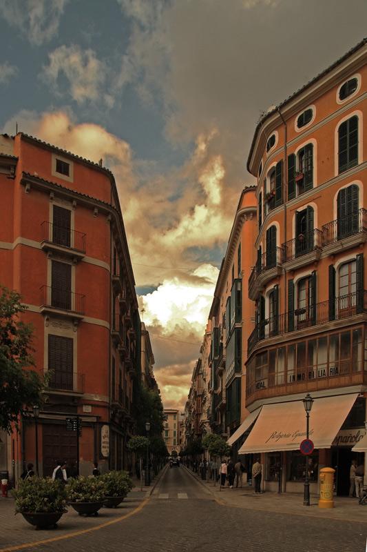 Streets of Palma.....