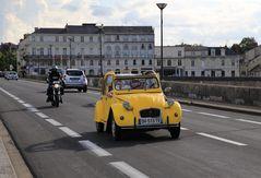 Streets of Saumur
