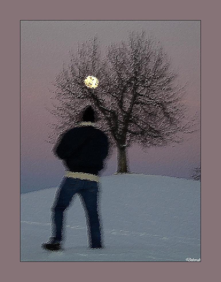 stregato dalla luna