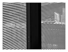 Streifen-Fenster-Durchblick