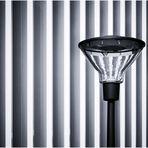 Streifen-Lampe