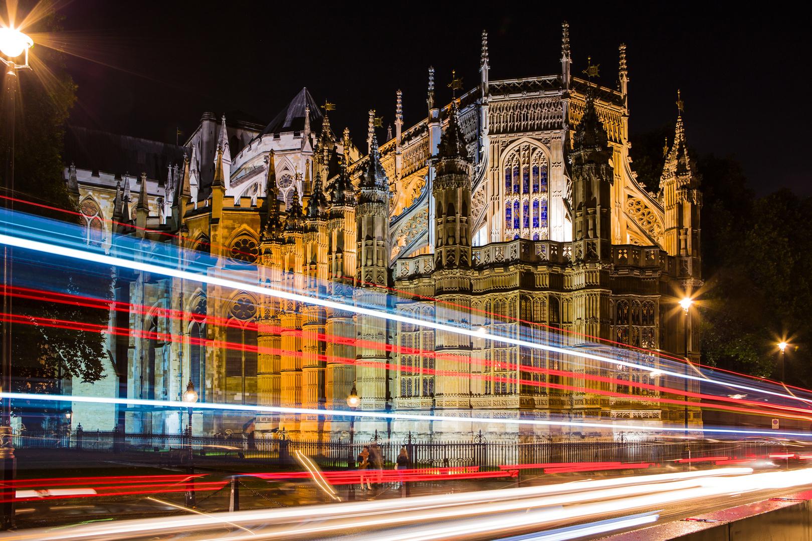 Streiflichter Westminster Abbey